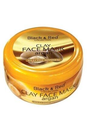 Black Red Black & Red Collection Argan Yağlı Killi Yüz Maskesi 400 Gr.