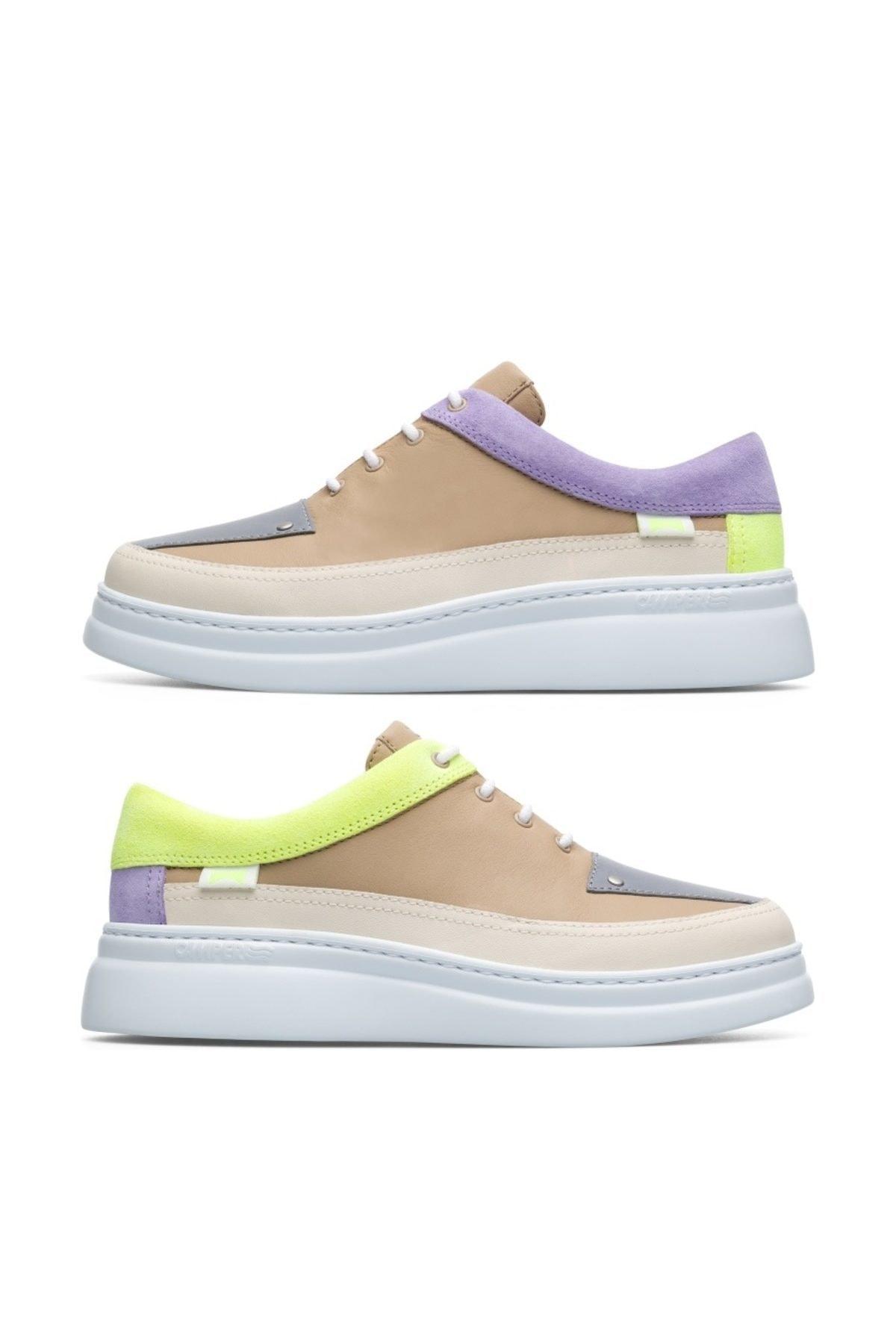CAMPER Kadın Twins Sneaker K200866-010 1