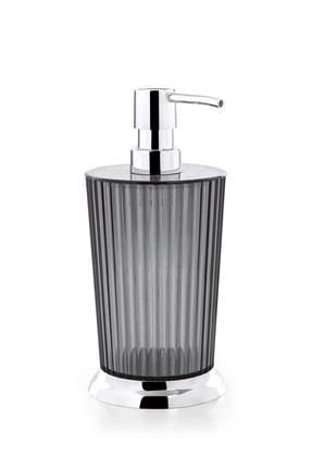 Prima Nova Nely Sıvı Sabunluk-şeffaf Siyah