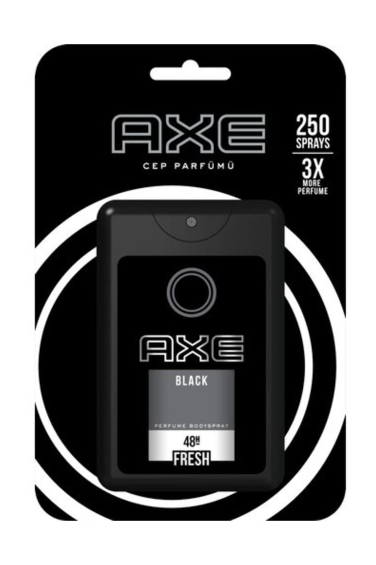 Axe Black Cep Parfümü Erkek Edt 17 Ml X 3 Adet 2