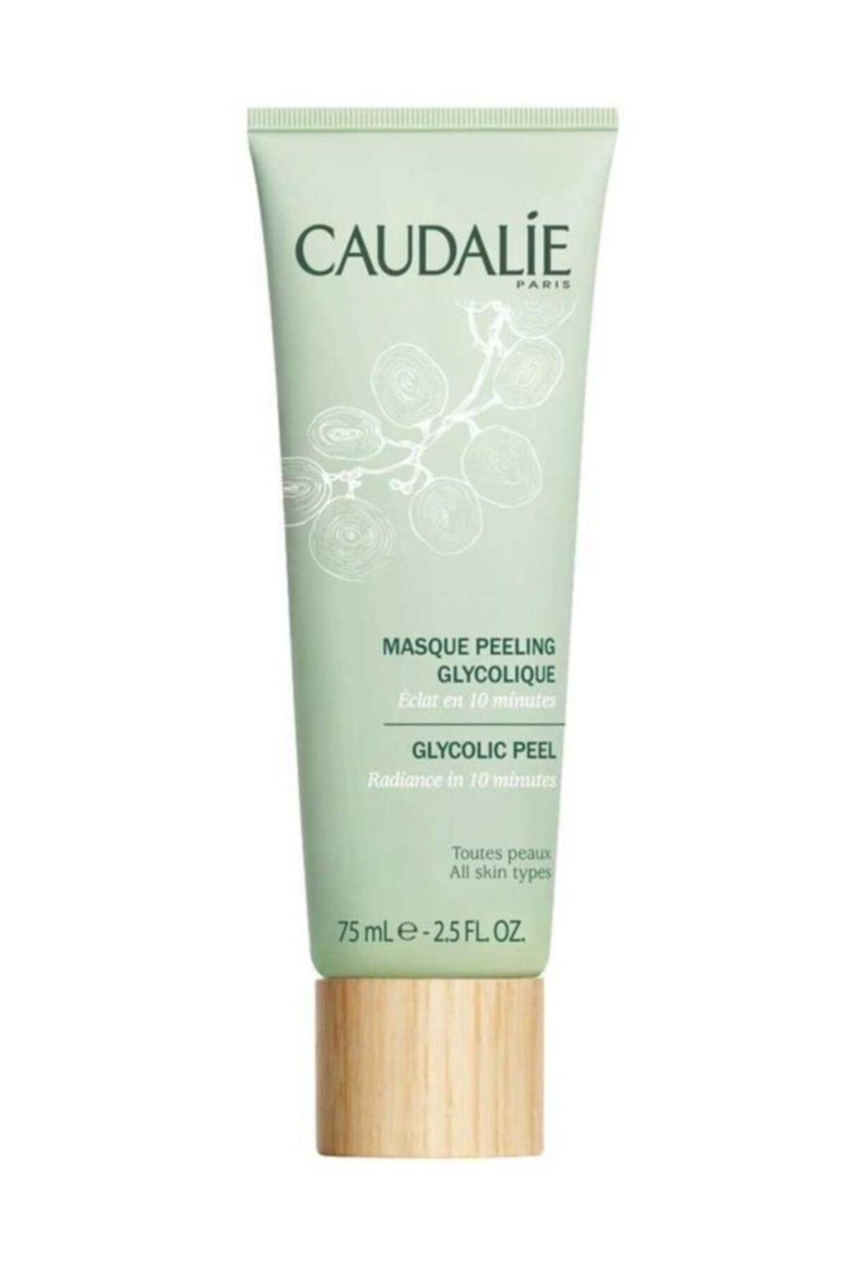 Caudalie Ölü Hücreleri Arındıran Peeling - Glycolique Maske 75 ml 3522930001812 1