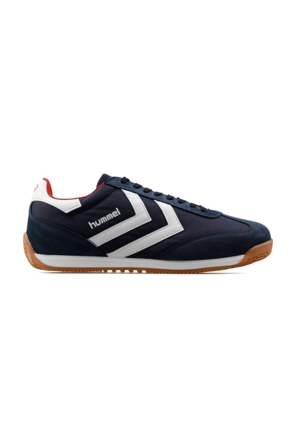 HUMMEL STADION III LIFESTYLE SHO Lacivert Erkek Sneaker Ayakkabı 100584578 1