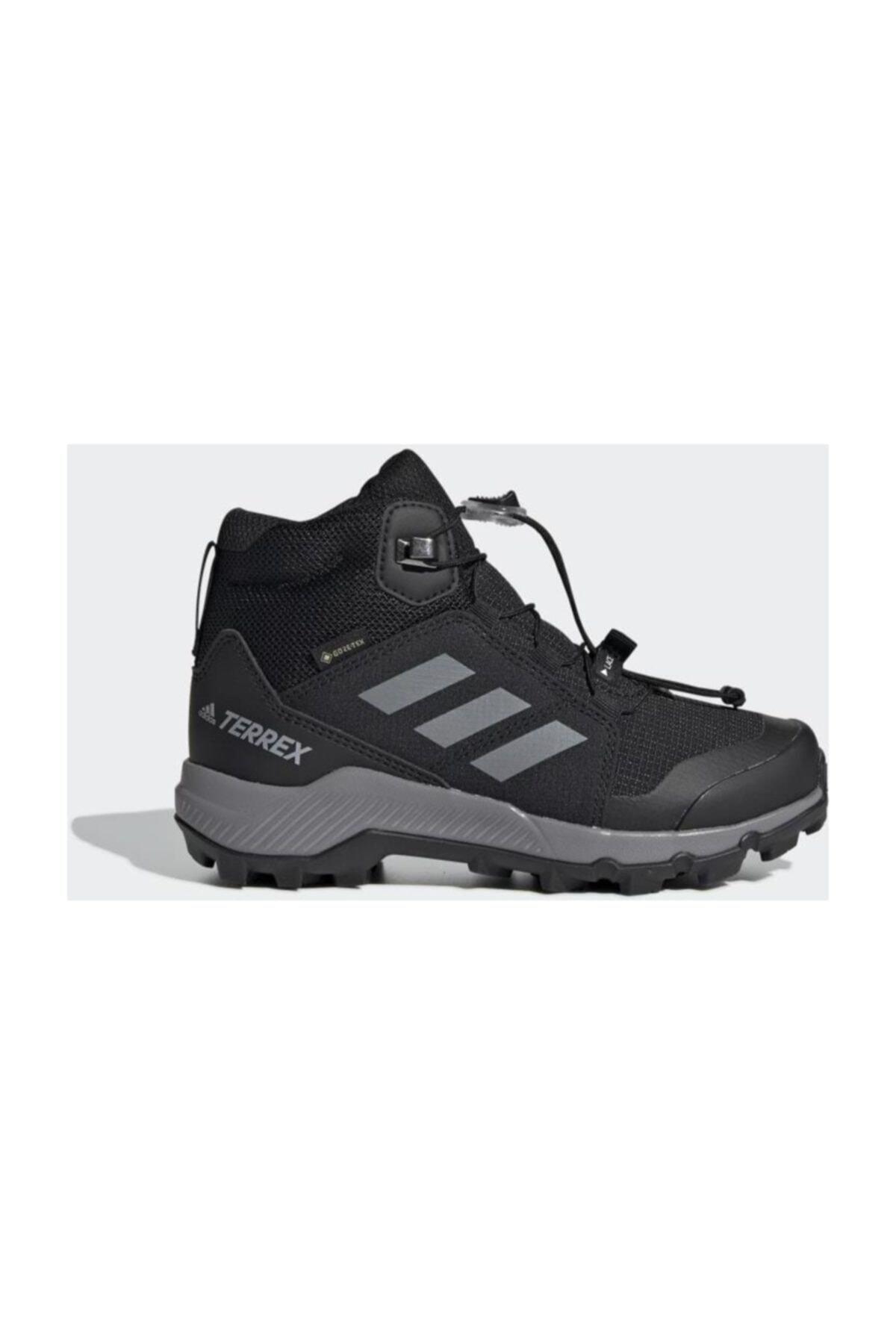 adidas TERREX MID GTX K Siyah Kız Çocuk Outdoor Ayakkabı 100663734 1