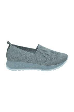 Greyder Kadın Grı Sımlı Casual Ayakkabı 0Y2TA53590