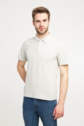 Kiğılı Erkek Kum Polo Yaka T-Shirt - Cdee3