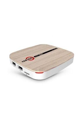 Redline Redlıne Red360 Aır 8k Androıd Box + 1m Hdmı Kablo Hediyeli