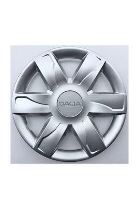 Seta Dacia Uyumlu 15'' Inç Jant Kapağı 4 Adet Kırılmaz Esnek