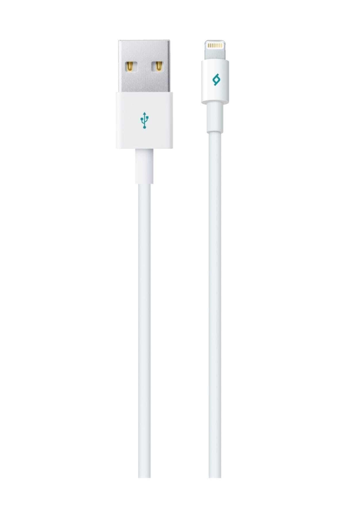 Ttec Iphone Uyumlu Şarj Kablosu Beyaz 2dk7508tz 1