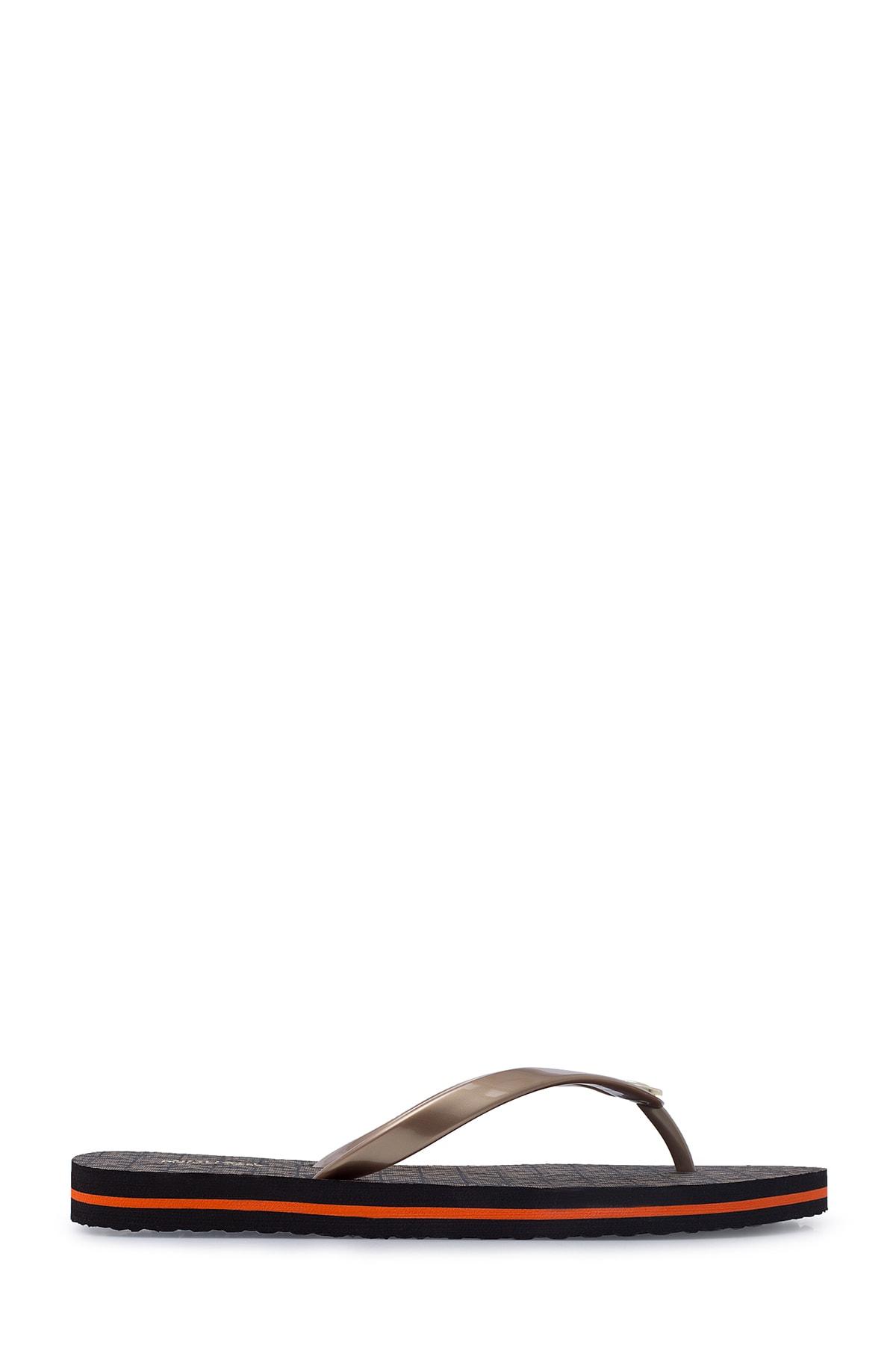 Michael Kors Kahve Kadın Terlik 1