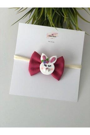3M Tavşan Modeli Figürlü Çocuk Bebek Bandanası