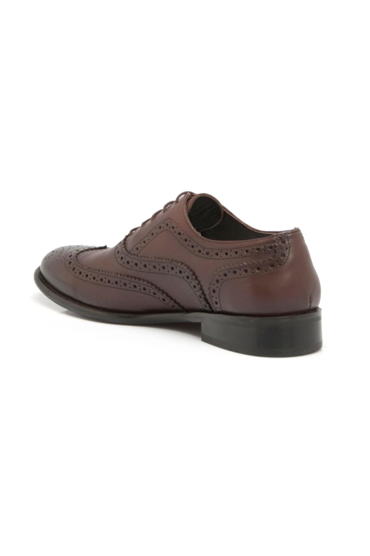 Tergan Deri Kahve Erkek Ayakkabı 2
