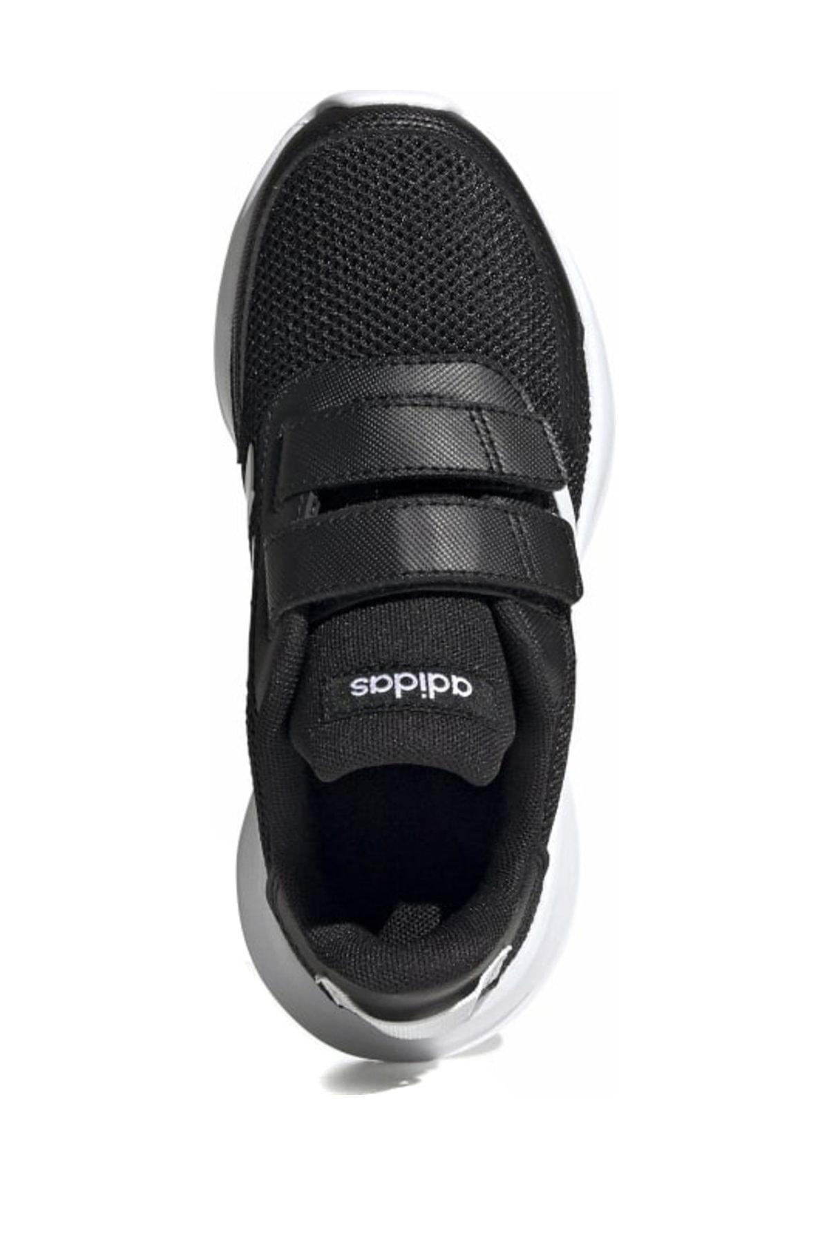 adidas TENSAUR RUN Siyah Erkek Çocuk Yürüyüş Ayakkabısı 100536368 2