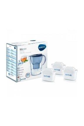 BRITA Marella Xl Mavi Su Arıtmalı Sürahi -toplam 3 Maxtra + Plus Filtreli