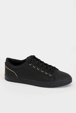 DeFacto Erkek Siyah Fashion Spor Ayakkabı N7724AZ.20SP.BK23