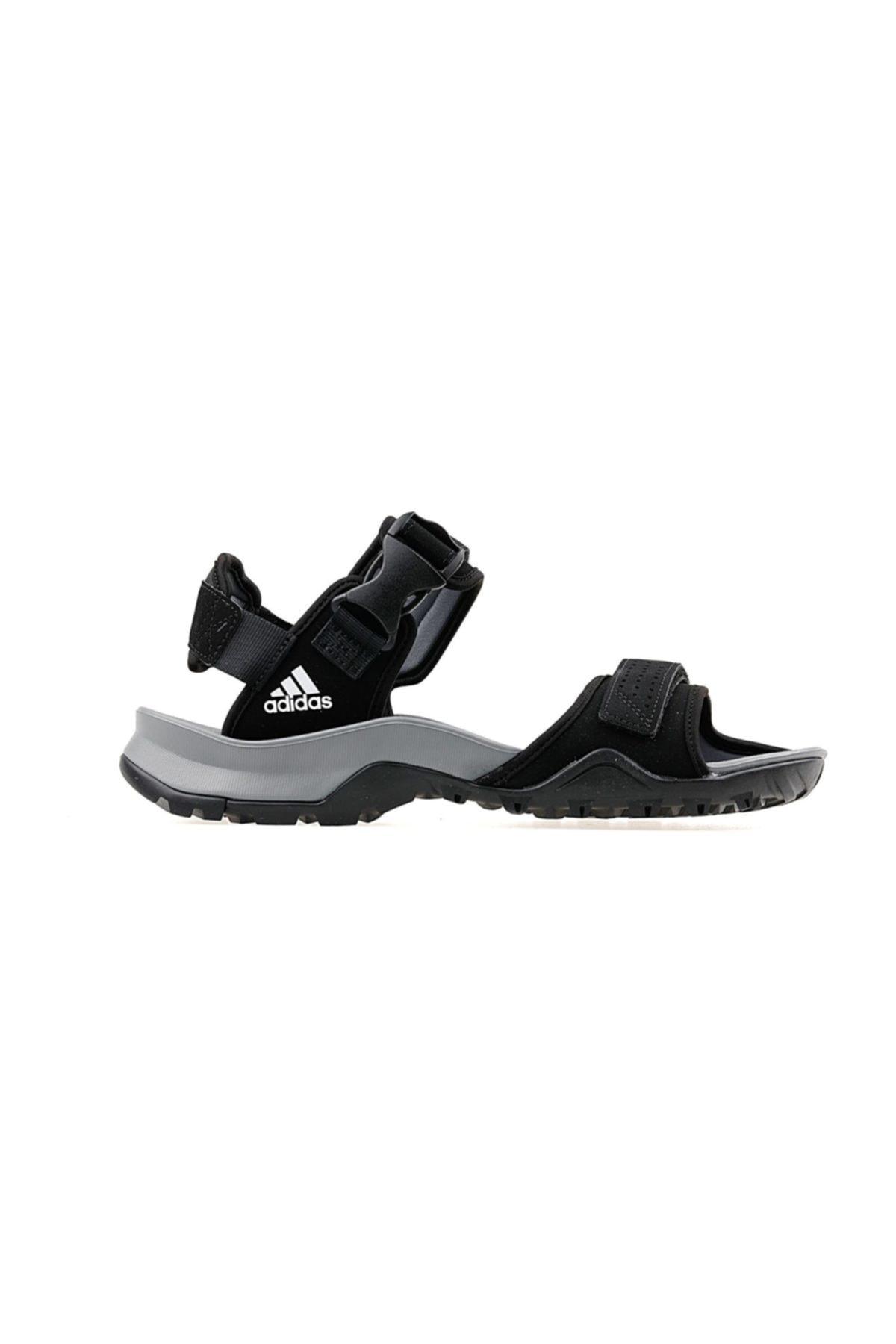 adidas Erkek Outdoor Sandaleti Spor Siyah B44191 Cyprex Ultra Sandalet 1