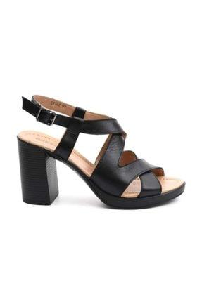 Greyder Kadın Sıyah Sandalet 0Y2TS53544