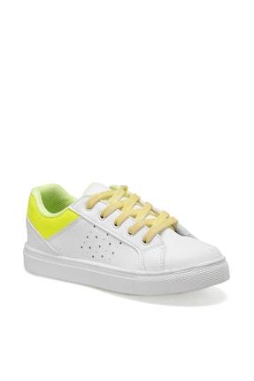 I COOL NEON Beyaz Kız Çocuk Sneaker Ayakkabı 100517251