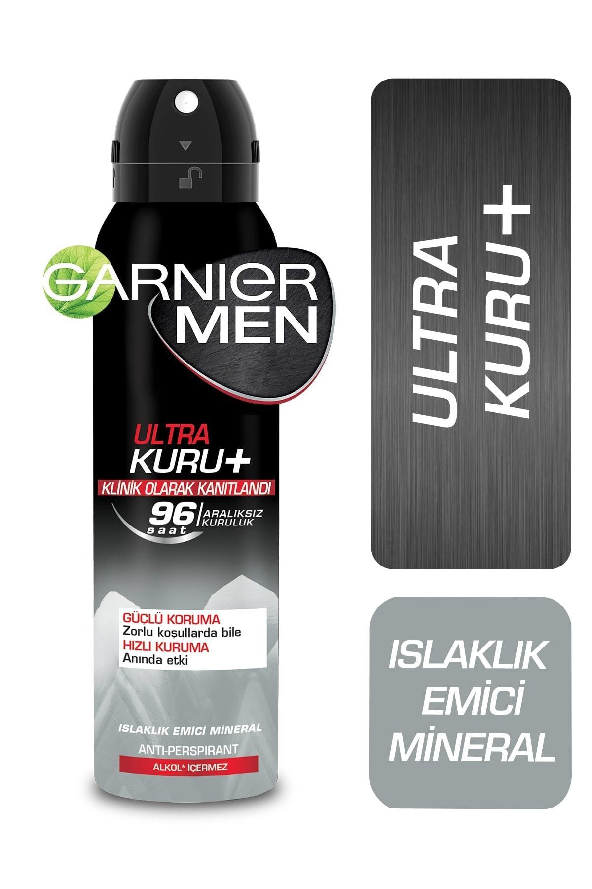 Garnier Men Ultra Kuru Aerosol 1