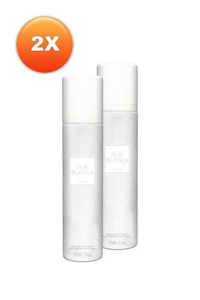 AVON Pur Blanca Kadın Deodorant 2'li Set 5050000100816