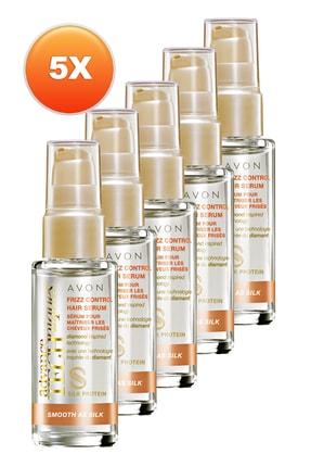 AVON Elektriklenmeyi Kontrol Eden Saç Serumu 30 ml 5'li Set 5050000108430