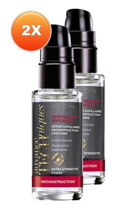 AVON Derinlemesine Onarıcı Saç Serumu 30 ml 2'li Set 5050000108492