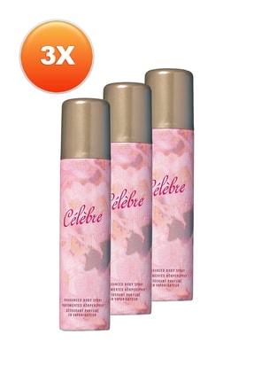 AVON Celebre Kadın Deodorant 3'lü Set 5050000100861
