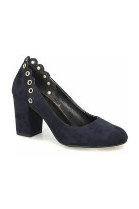 Miss F Dw18029 Lacivert Kadın Gova Ayakkabı 100340781