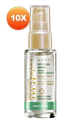 AVON Kuru Saç Ucu Onarıcı Serum 30 ml 10'lu Set 5050000108409