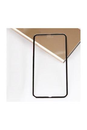 Bufalo Iphone 6-6s Metal Kenarlı Cam Ekran Koruyucu Siyah