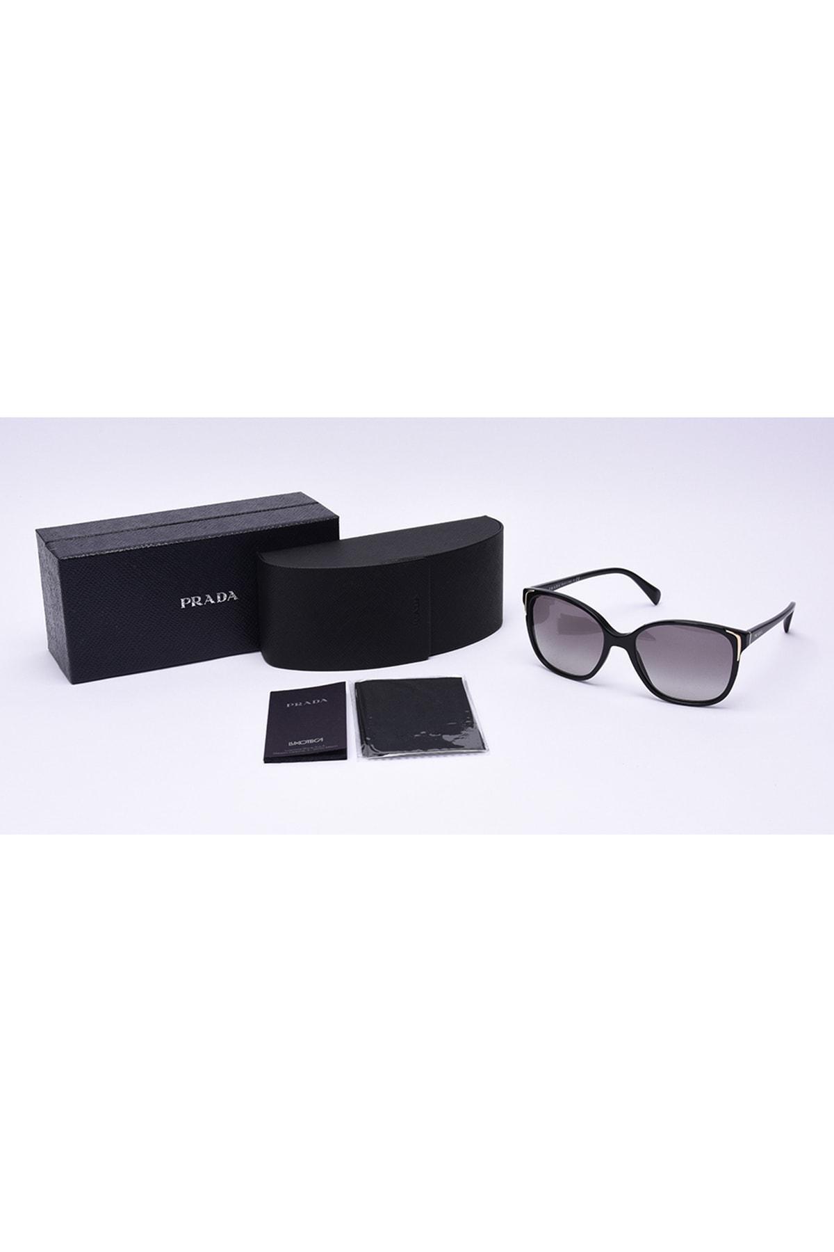 Prada Kadın Güneş Gözlüğü PR01OS1AB3M155-T1 2
