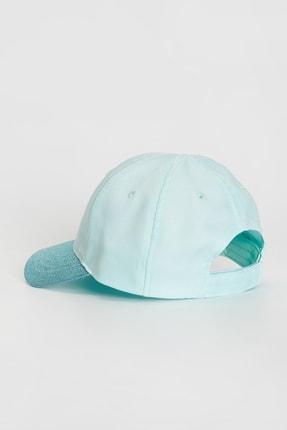 LC Waikiki Kız Çocuk Nane Yeşil Csm Şapka
