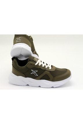 Kinetix Kadın Haki Spor Ayakkabı