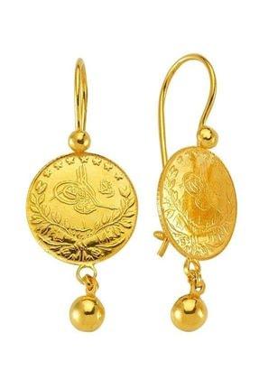 BİLEZİKHANE Reşat Altınlı Toplu Küpe 5.25 Gram 22 Ayar Altın