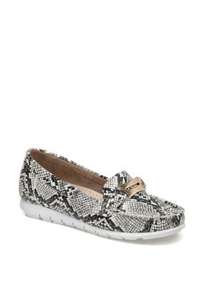 Butigo FLOY Yılan Rengi Kadın Loafer Ayakkabı 100532551