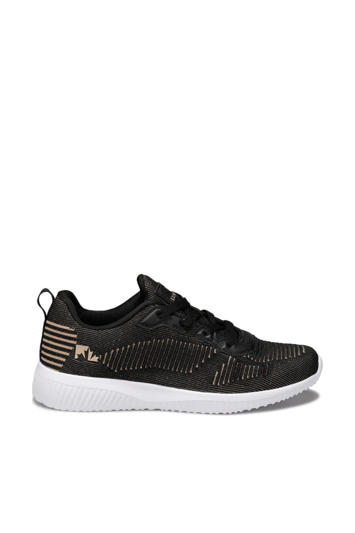 lumberjack CAROLINE Siyah Kadın Comfort Ayakkabı 100497018 2