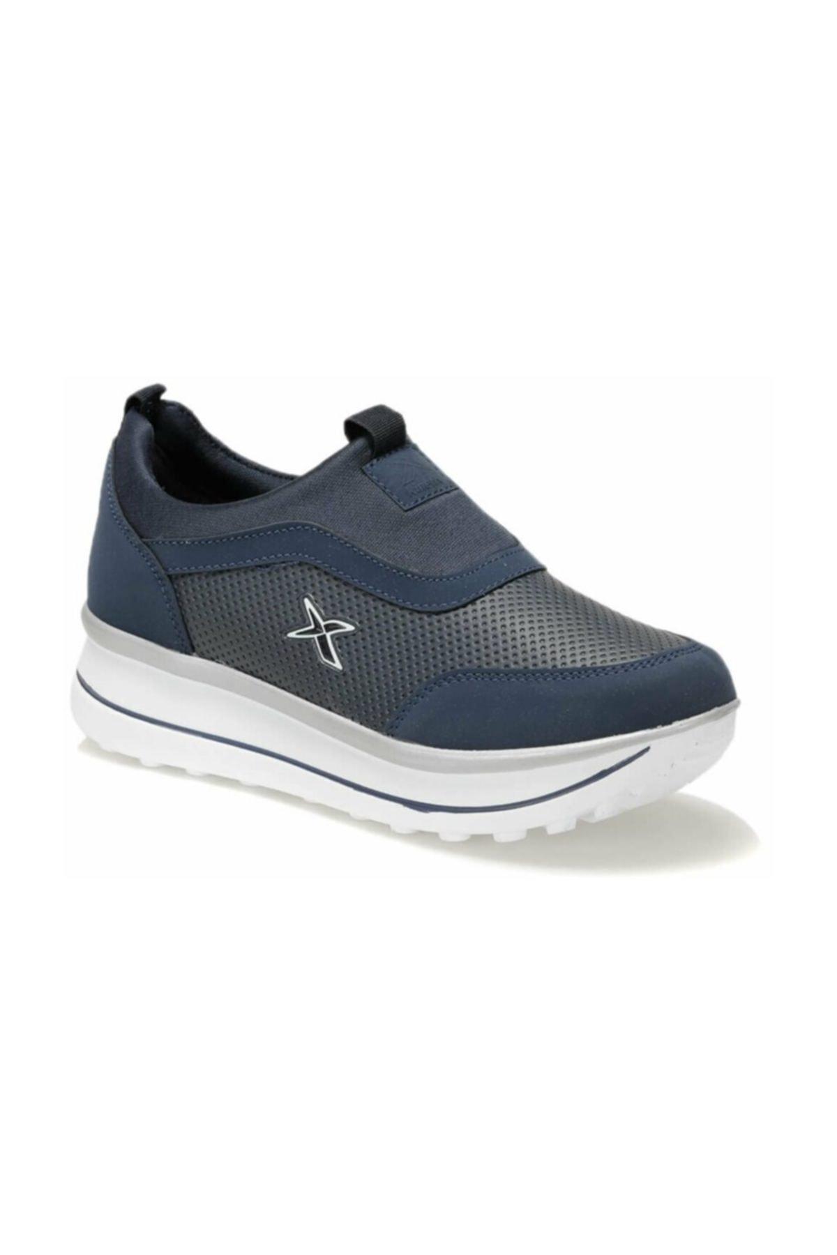 Kinetix Pauleta 100244052 Lacivert Kadın Slip On Ayakkabı 2