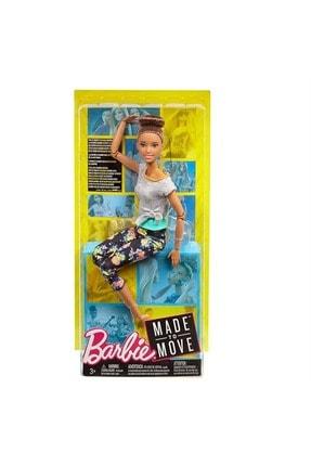 Barbie Sonsuz Hareket Bebekleri Ftg82