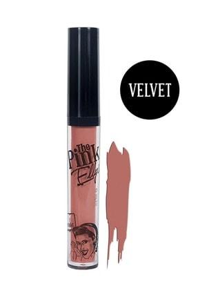 The Pink Ellys Likit Kalıcı Mat Ruj Velvet