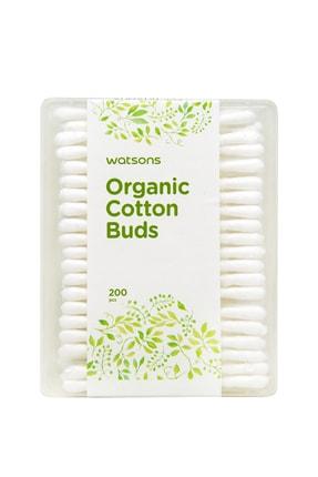Watsons Organik Kulak Çubuğu 200 Adet 2399900868499