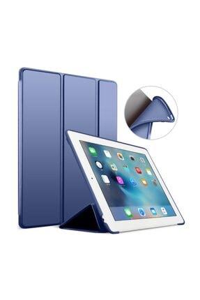 dijimedia Apple Ipad 7.nesil 10.2 Inç Tablet Arkası Silikon Smart Kılıf