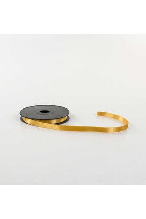 Euro Flora Altın Sarısı Saten Kurdele 15 Mm X 50 Metre