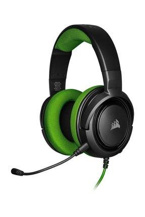 Corsair HS35 Yeşil Stereo Oyuncu Kulaklığı