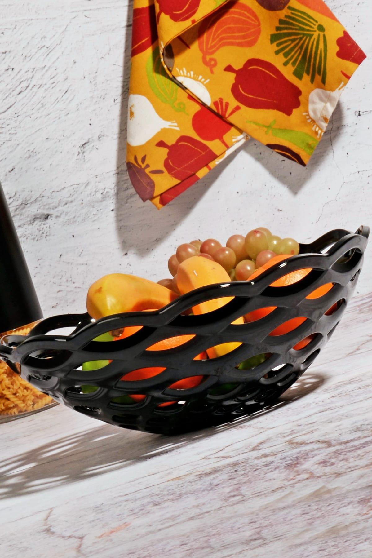 Kitchen Life Akrilik Lüx Tasarım Derin Meyvelik 1