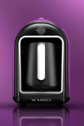Karaca Hatır Türk Kahve Makinesi Purple Gold