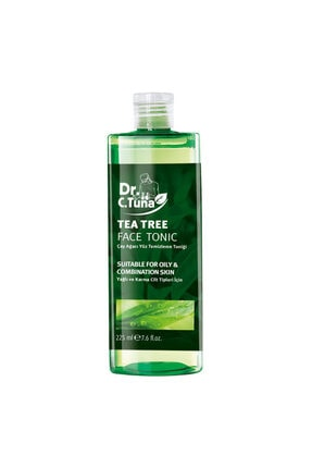Farmasi Dr.c.Tuna Çay Ağacı Yağlı Yüz Temizleme Toniği 225 ml