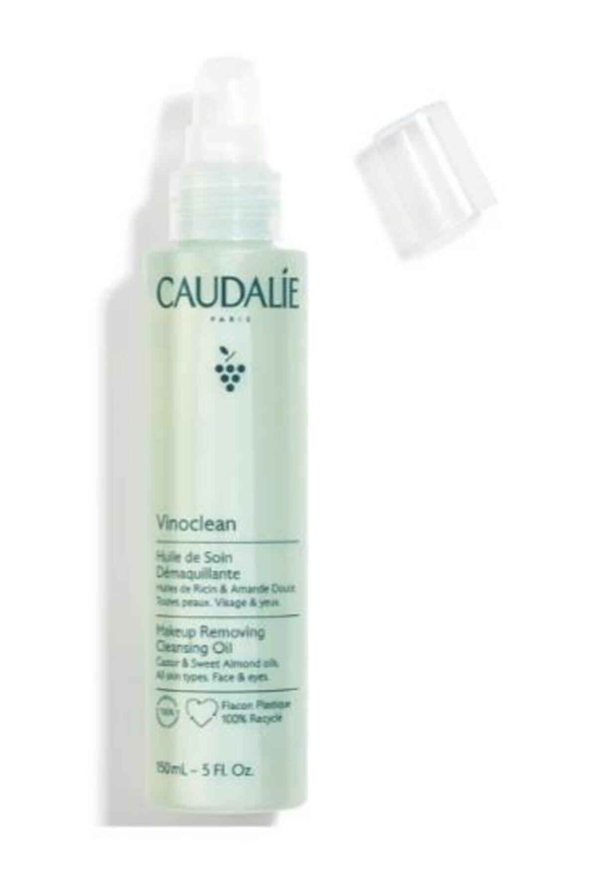 Caudalie Vinoclean Makeup Removing Cleansing Oil Makyaj Temizleme Yağı 150 ml 1
