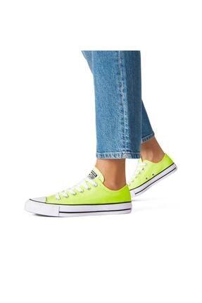 converse Unisex Sarı Bağıcıklı  Sneaker
