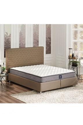 Yataş Bedding Fresh Sense - Somni Baza - Flora 3'lü Yatak Baza Başlık Set
