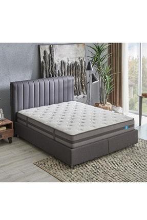 Yataş Bedding Ionic Energy - Somni 3'lü Yatak Baza Başlık Set