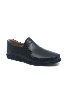 Taşpınar Erkek Likers Hakiki Deri Yazlık Rahat Ortopedik Rok Ayakkabı 40-44